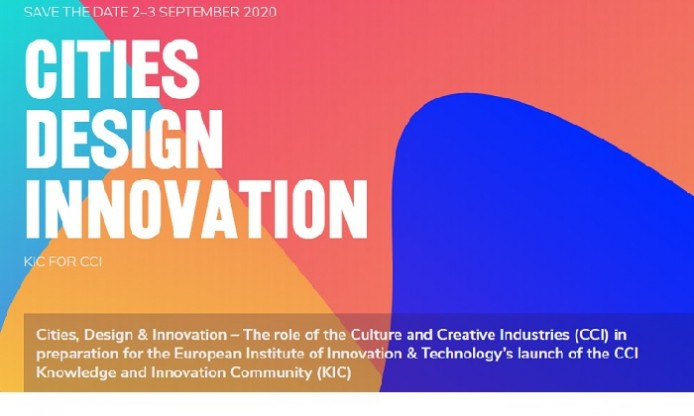 Cities, Design and Innovation, conference in Umeå, Sweden, 2-3 September (and online)