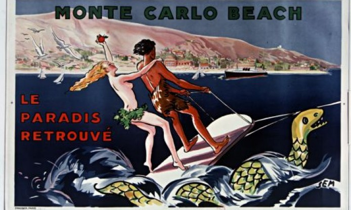 20th century flashback: Around the world in colourful posters