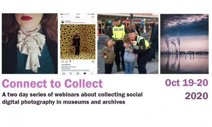 Collecting Social Photography, final event online 19-20 Oct 2020