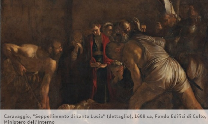 Caravaggio, perhaps the first photographer ever..?