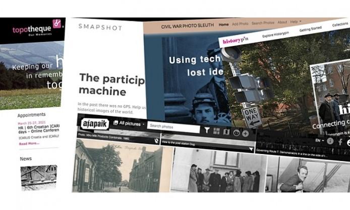 Crowdsourcing platforms for historic images – webinar