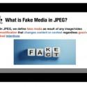 JPEG Fake Media Workshop, online 25/3/2021