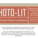 Photo-lit Photonovel Culture in Belgium, exhibition in Leuven