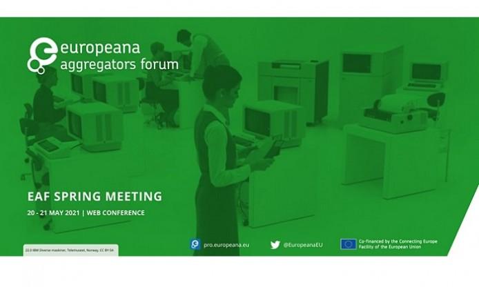 Europeana Aggregators Forum – Spring 2021