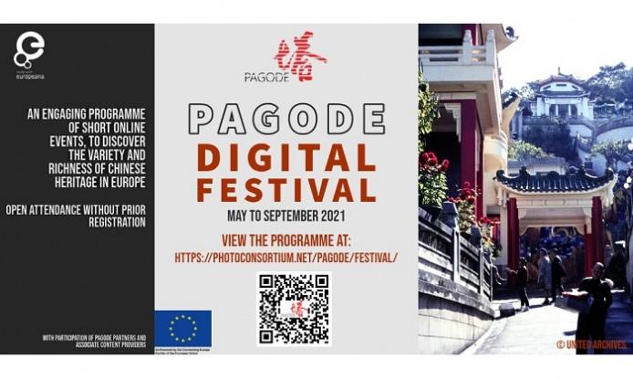 PAGODE Digital Festival – May to September 2021