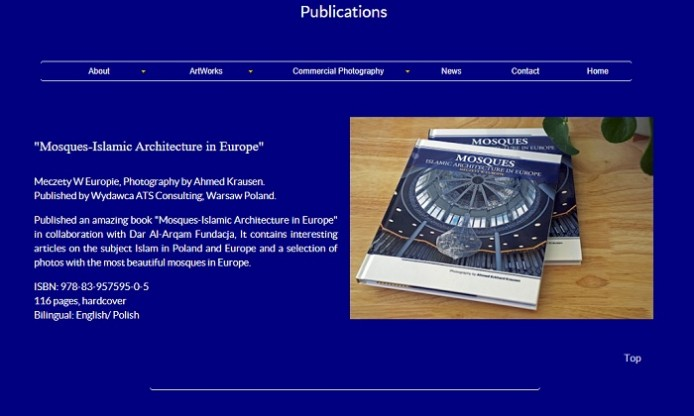 Mosques: Islamic Architecture in Europe – a photographic book