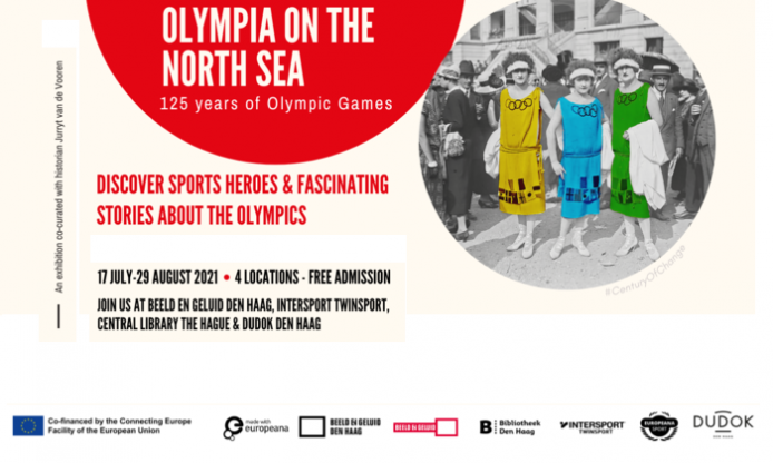 Olympia on the North Sea: 125 years of Olympic Games – pop-up exhibition