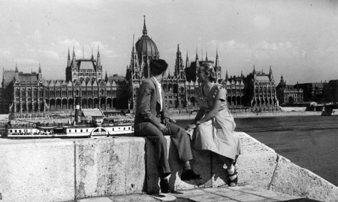 Hungary in black-and-white photographs – CitizenHeritage event